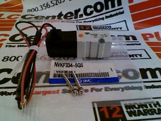 SMC NVKF334-5GS