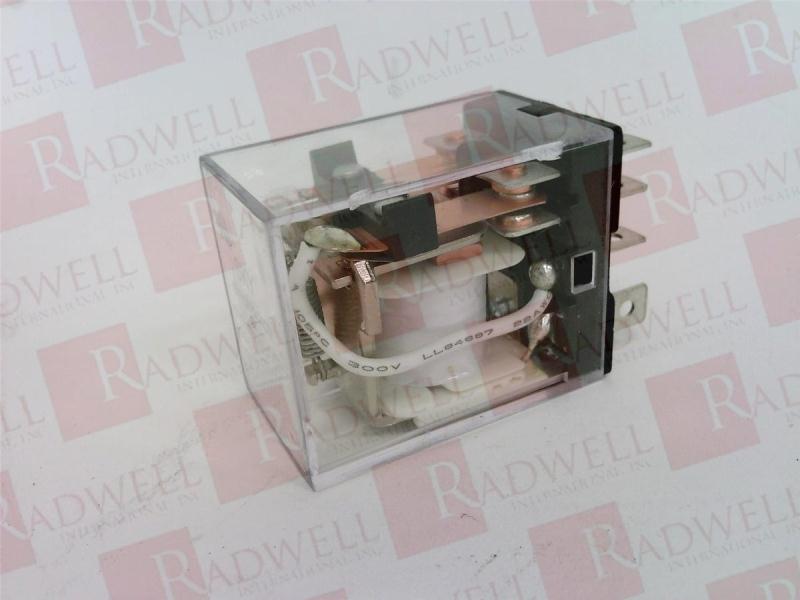 RADWELL VERIFIED SUBSTITUTE RH2B-U-AC120V-SUB