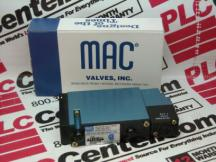 MAC VALVES INC 92B-AAA-000-DM-DDAP-1DN