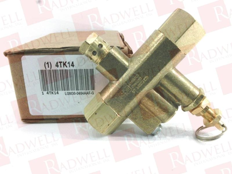 CONTROL DEVICES LGM30-0404AAF-G