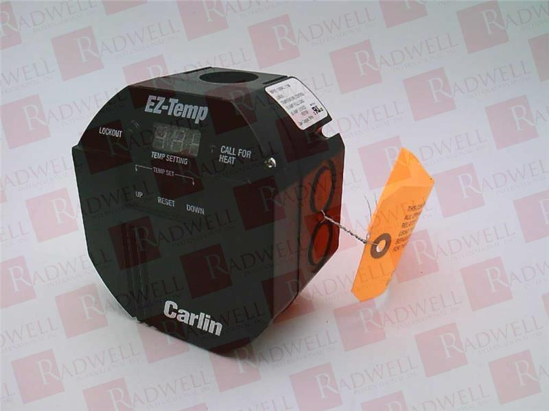 CARLIN COMBUSTION TECHNOLOGY 90000CEL7S