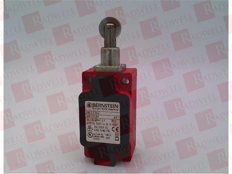 BERNSTEIN AG 608.1117.002