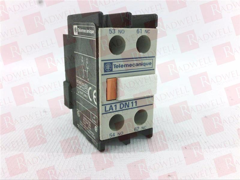 SCHNEIDER ELECTRIC LA1-DN11