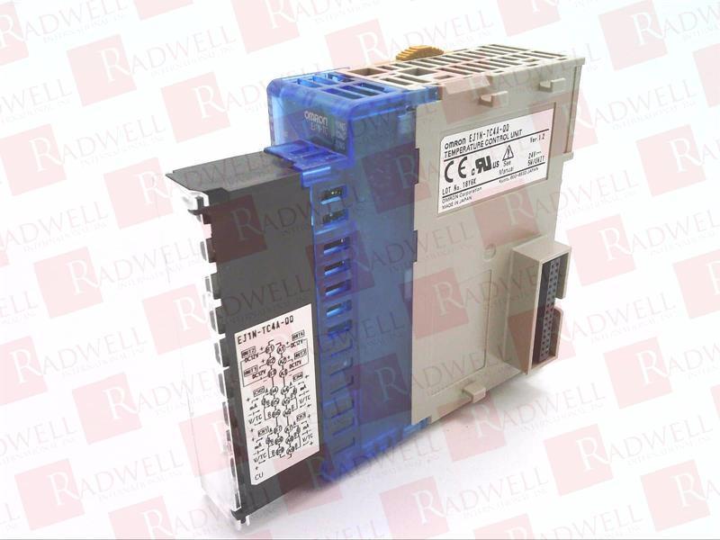 NEW OMRON EJ1N-TC4A-QQ Temperature Control Unit
