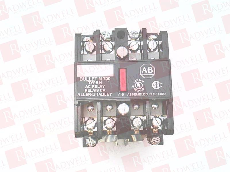ALLEN BRADLEY 700-N400A1