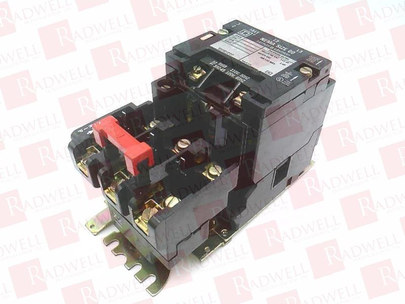 SCHNEIDER ELECTRIC 8536SAO12V02S