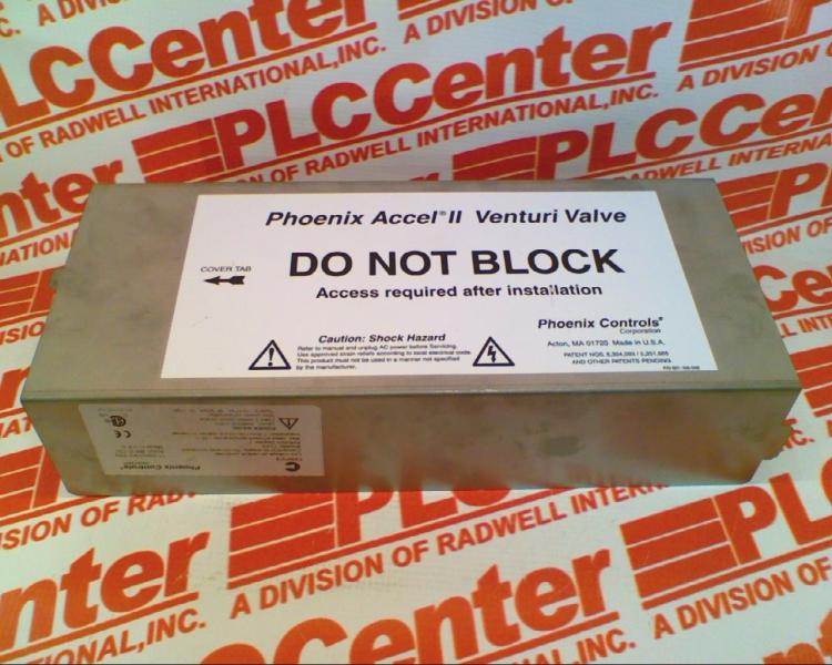 PHOENIX CONTROLS PRT-100-004-151