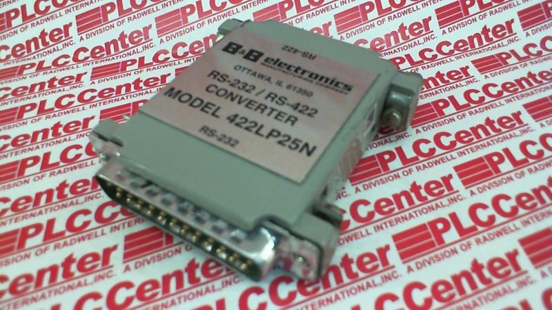 B&B ELECTRONICS 422LP25N