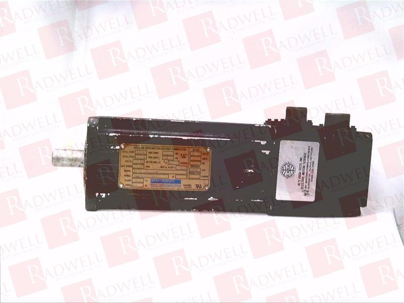 DANAHER MOTION BE2-404-B-A2