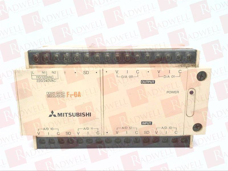 MITSUBISHI F2-6A-E