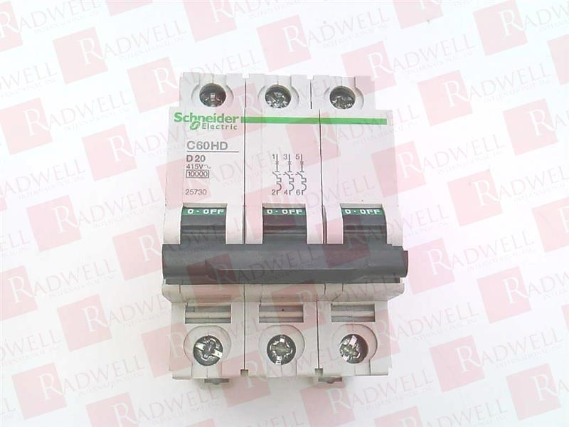 SCHNEIDER ELECTRIC 25730