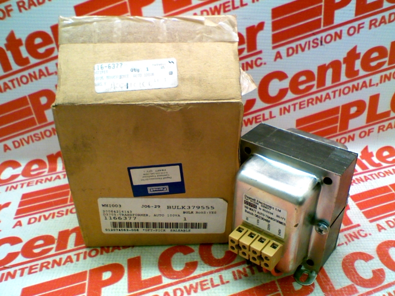 DAGNALL ELECTRONICS LTD D3705