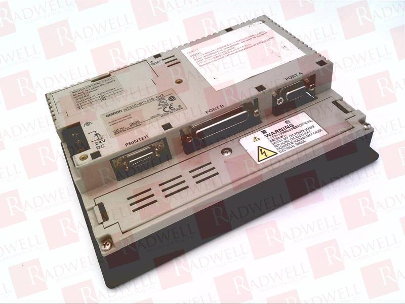 OMRON NT31C-ST141B-EV2