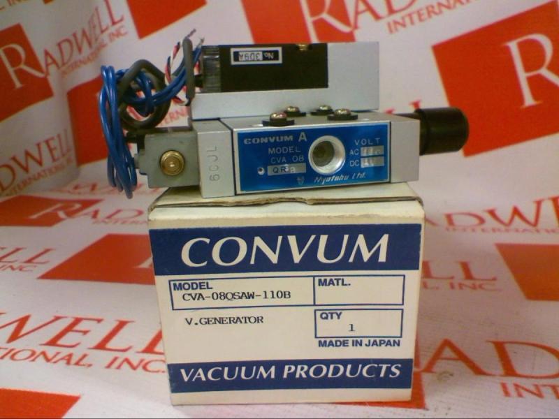 CONVUM CVA-08QSAW-110B