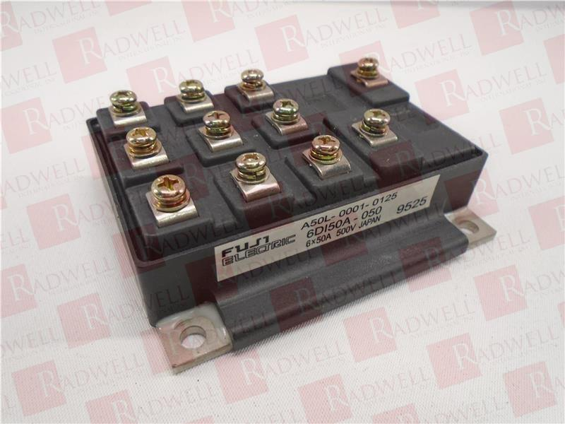 FUJI ELECTRIC 6DI50A-050