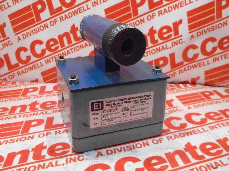 ELECTRONICS INC 12MM402