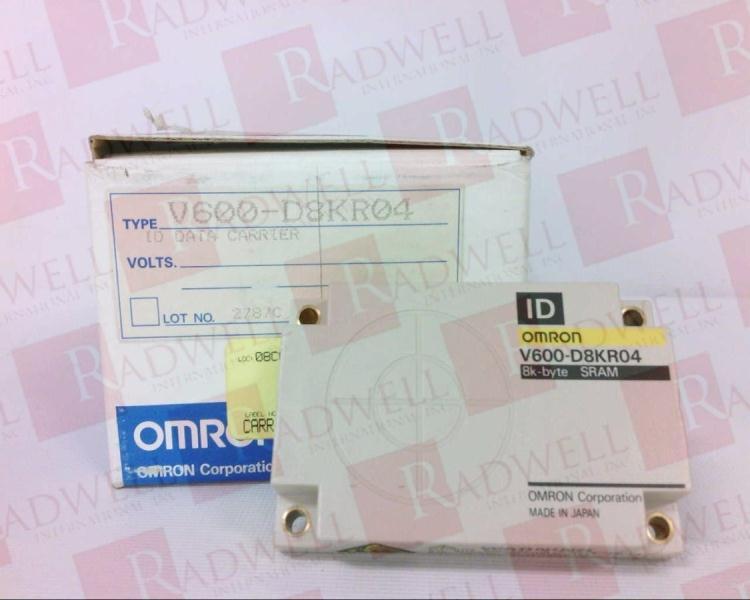 OMRON V600-D8KR04
