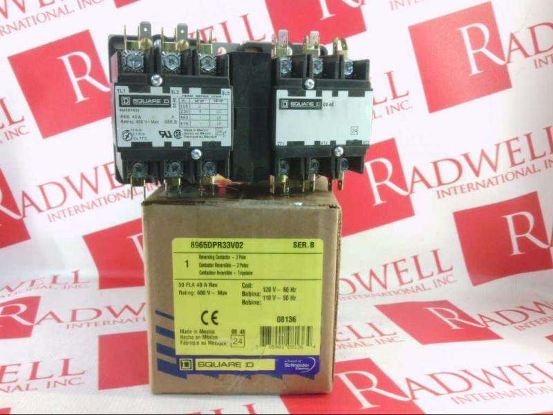 SCHNEIDER ELECTRIC 8965DPR33V02 1
