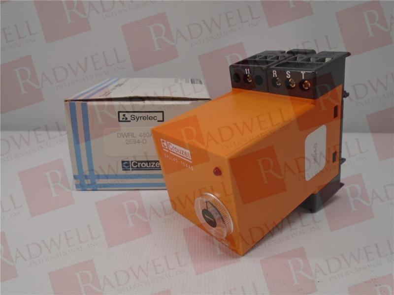 CROUZET DWRL-480A