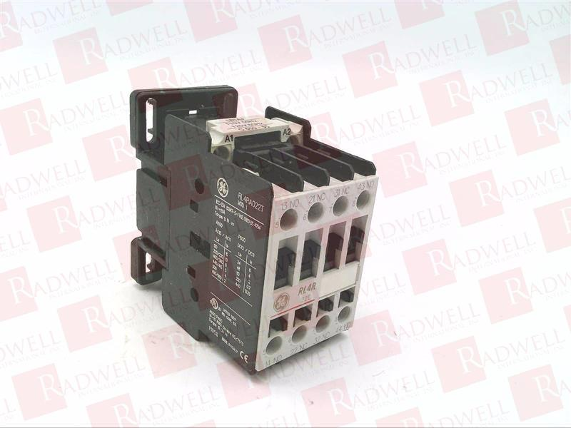 GENERAL ELECTRIC RL4RA022T 1