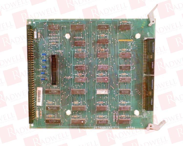 GENERAL ELECTRIC DS3800HXRA1F1F 0
