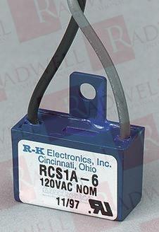 RK ELECTRONICS RCS7A-6V 1