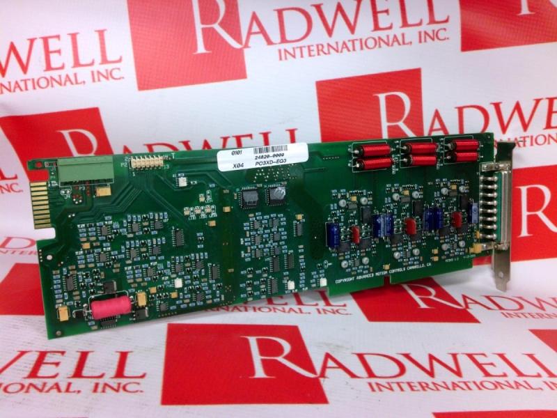 ADVANCED MOTION CONTROLS PC3XD-EQ3