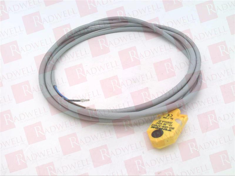 Turck Bi3-Q06-AP6X2 Proximity Sensor Switch New