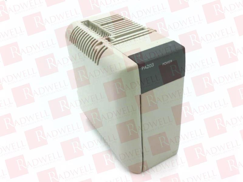 CQM1PA203 Brand New Omron CQM1-PA203 PLC 1 an de garantie