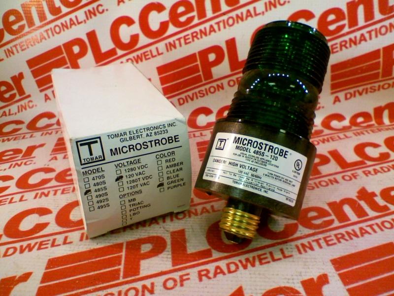 MICROSTROBE 485S-120-GREEN