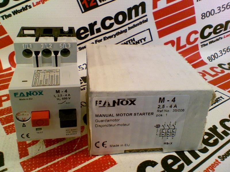 FANOX M-4