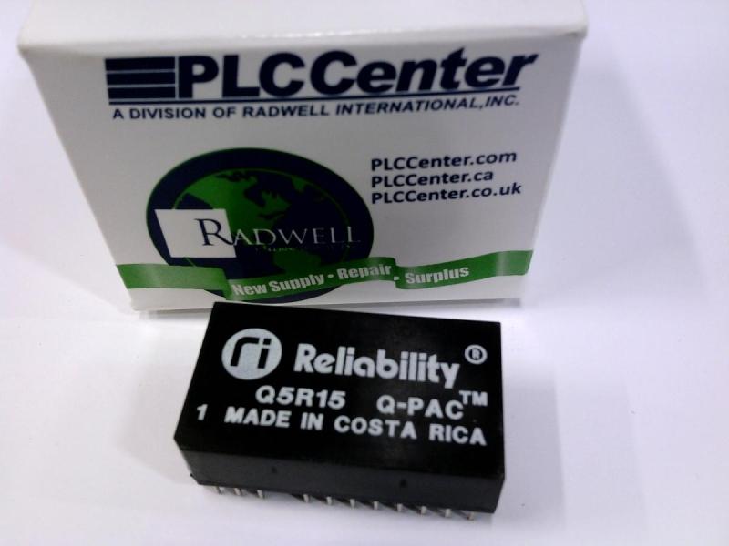 RELIABILITY INC G5R15