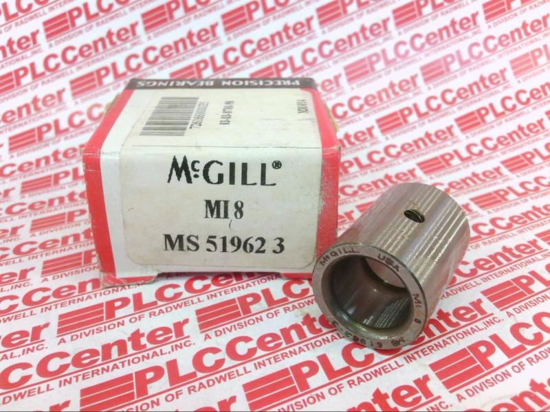 MCGILL MI-8