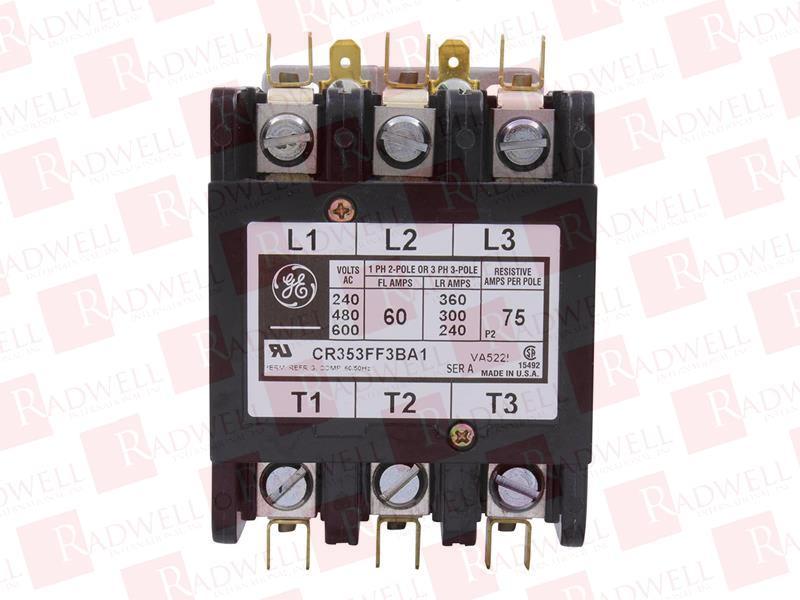 GENERAL ELECTRIC CR353FF3BA1 0