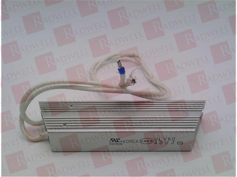 RARA ELECTRONICS COMPANY ULV150-N-FL500-75-J