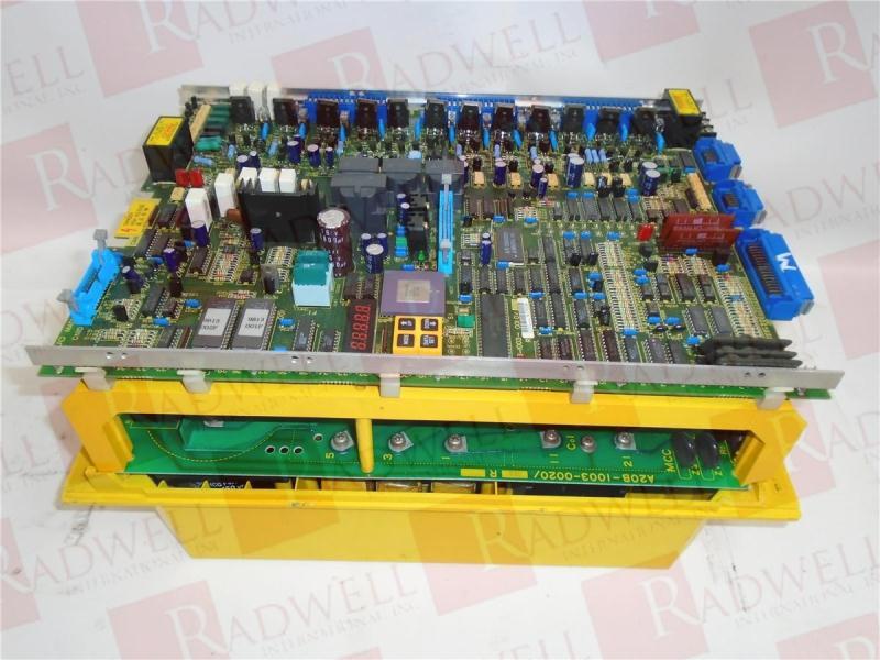 FANUC A06B-6059-H208 1