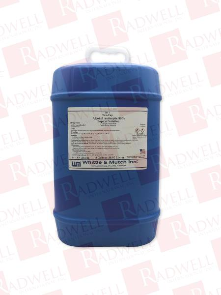 WHITTLE AND MUTCH INC HAND SANITIZER -5GALLON