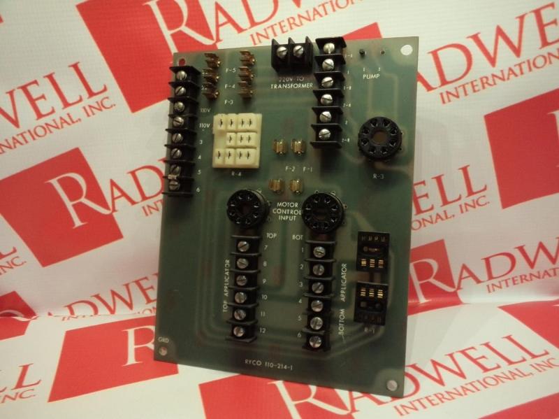 RYCO 110-214-1