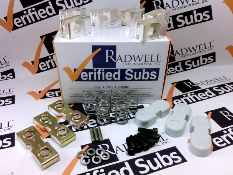 RADWELL VERIFIED SUBSTITUTE 6621SUB