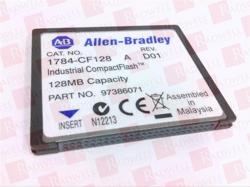 ALLEN BRADLEY 1784-CF128