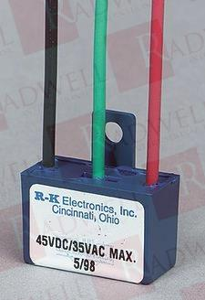 RK ELECTRONICS SP45D3-4 2