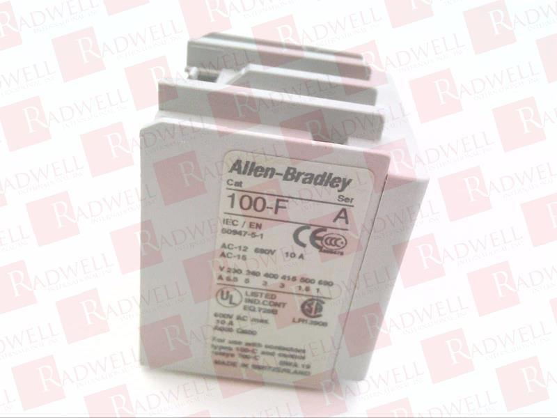ALLEN BRADLEY 100-FA40 1