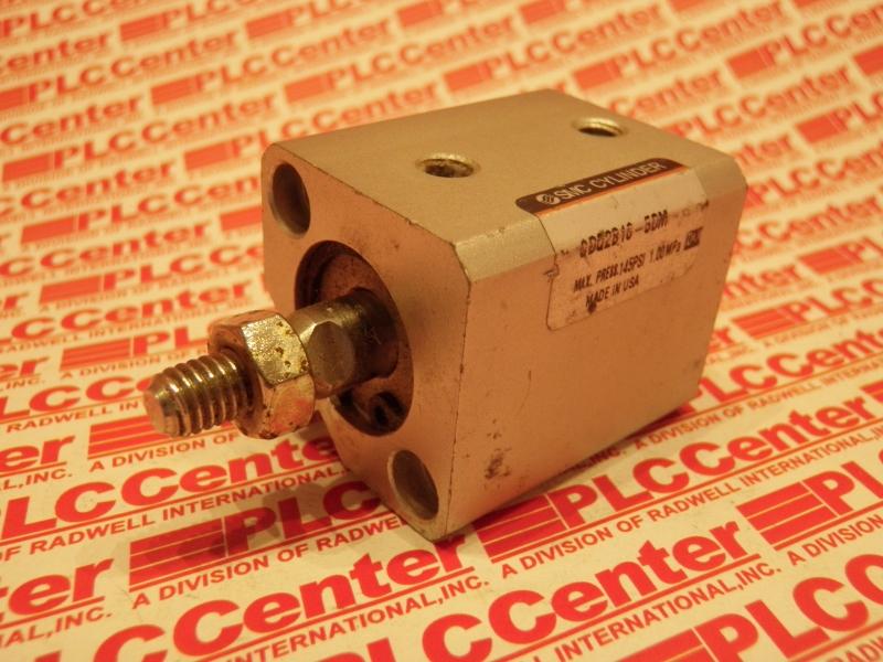 SMC CDQ2B16-5DM