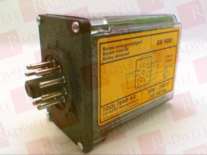 TOOL-TEMP RR-900-AC200-240