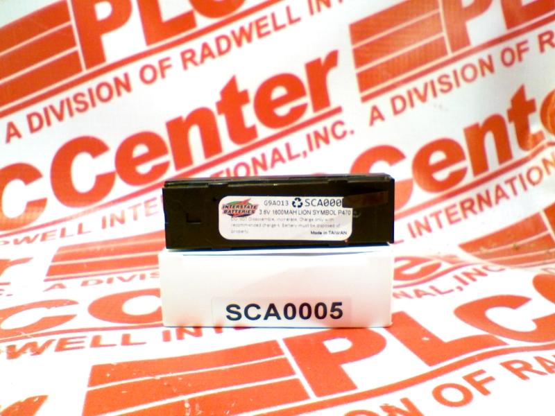 INTERSTATE BATTERIES SCA005