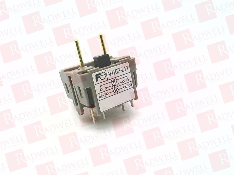 FUJI ELECTRIC AH16P-L11 0