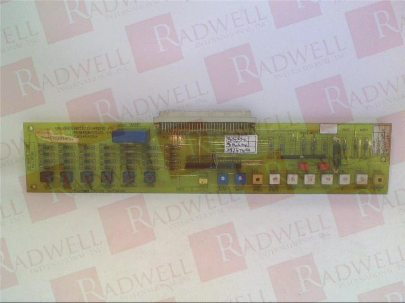 BRUSH INDUSTRIAL CONTROLS GA9454254