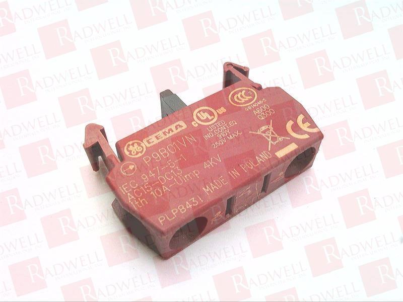 GENERAL ELECTRIC P9B01VN