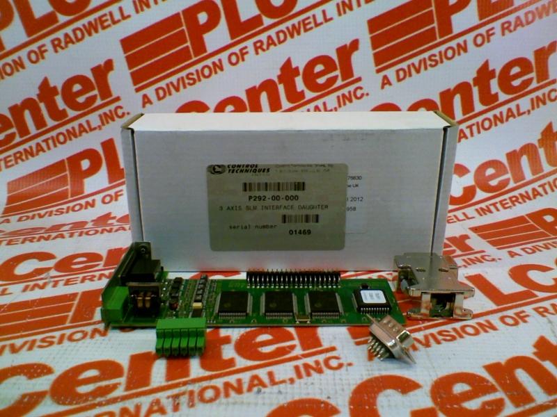 EMERSON P292-00-000