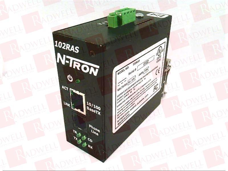 NTRON 102RAS 0